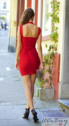 From Brussels, with love ♥: Red Blooded Woman reloaded