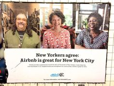 Airbnb rentals 'dangerously' crowded senators say     - CNET  Enlarge Image  Airbnb launched an ad campaign in New York City in 2014 with positive posters in the citys subways.                                             CNET                                          Fenton Lounge first caught lawmakers notice in 2015. It was a two-bedroom house in the Bronx New York posted on home-rental site Airbnb that was touted as a party pad equipped with music and a stripper pole. After complaints from…