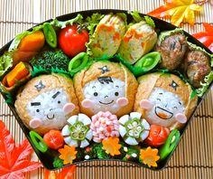 bento box - gezonde lunch