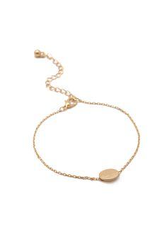 Coin Charm Bracelet | Forever 21 - 2000098423