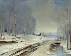 Roztopy 1894 - Aleksiej Sawrasow