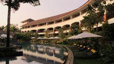 The resort within the resort - the Diwa Club at Alila Diwa Goa.