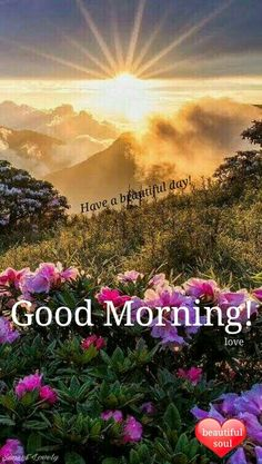 Good Morning Cards, God Is Good, Beautiful Soul, Beautiful Hearts