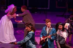 'The Wedding Singer' at Circle Theatre is true love - Sue Merrell, MLive