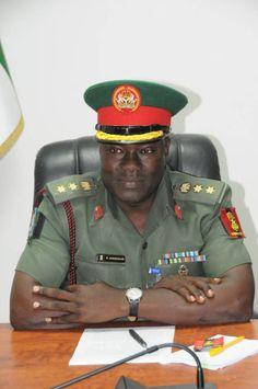 SilverLaurels: Nigerian Military Announces New Spokesman