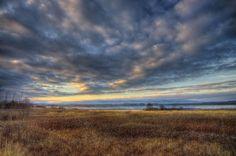 Dramatic sunset by Ivan Šlosar on 500px