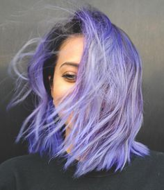 Short hair cut and purple hair color haircolor purple haircolor hair color haircolor hairstyle haarfarbe frisuren 593208582151723969 Hair Color Purple, Blonde Color, Cool Hair Color, Short Purple Hair, Short Pastel Hair, Pastel Purple Hair, Short Dyed Hair, Purple Hair Styles, Short Colorful Hair