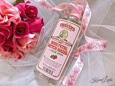12 Skin Care Products Celebs Can't Live Without Rose Water Toner or Facial Mist All Natural Skin Care, Organic Skin Care, Anti Aging Tips, Anti Aging Skin Care, Aloe Vera Toner, Acne Face Wash, Skin Care Spa, Moisturizer For Dry Skin, Oily Skin