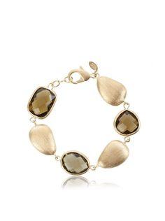 Rivka Friedman Dark Olive 18K Gold-Plated Pebble Bracelet, http://www.myhabit.com/ref=cm_sw_r_pi_mh_i?hash=page%3Dd%26dept%3Dwomen%26sale%3DA1AXU1DQLWIAPW%26asin%3DB00944B3HW%26cAsin%3DB00944B3HW