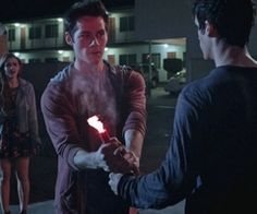 Such an amazing scene. Between the emotions and the amazing acting there's nothing much to be said except brilliance #teenwolf
