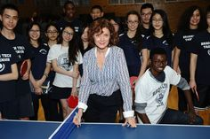 SPiN Ping-Pong Club Owned by Susan Sarandon to Open March 10 in Marina City