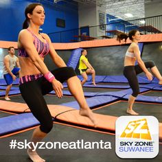 Burn Up to 1,000 Calories with SkyFITNESS Classes