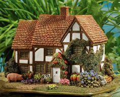 Lilliput Lane Sage Cottage, Berkshire, Middle England | Lilliput Lane Cottages