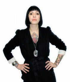 Viola Von Hell  donne tatuatrici in Italia - MarieClaire