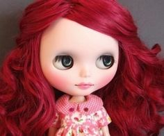 Blythe doll on We Heart It