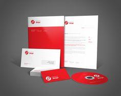 Corporate Identity // PD Pagnozzi Design