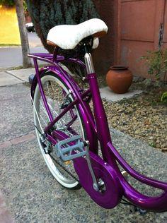 Bicicleta De Paseo Mujer Nueva, Canasto -