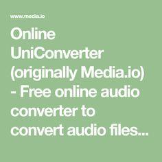 convertir archivos cda a mp3 gratis online
