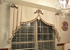Top Treatments - Sew Stylish Designs LLC Custom Drapery, Design and Fabrication