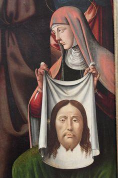 St Veronica St Veronica, Louvre, Occult, Ikon, Art Museum, Saints, Religion, Sculptures, Princess Zelda