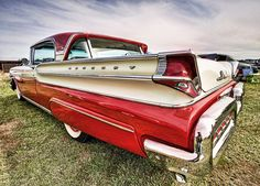 Mercury Turnpike Cruiser. Outrageous conspicuous consumption of chrome, lines, design and color.  SealingsAndExpungements.com 888-9-EXPUNGE (888-939-7864) 24/7  Free evaluations/Low money down/Easy payments.  Sealing past mistakes. Opening new opportunities.