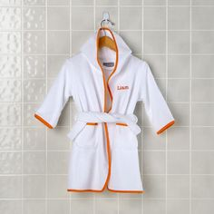 Kids Bath Robe.