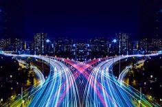 cidade em movimento