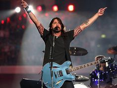See the Foo Fighters Live