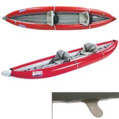 Nrs Riken Seminole Inflatable Kayak