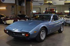 1971 Ferrari 365 GTC/4 in Azzurro Blue