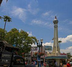 Walt Disney World - Hollywood Studios - Crossroads of the World