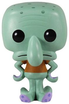 Funko POP! - Squidward