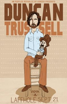Lovin' The Duncan Trussell Family Hour on Stitcher.