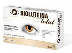 BIOLUTEINA TOTAL x 30 capsules, vitamins for eye health
