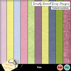 Pack of 10 Cardstock for the Kea kit. Personal & Scrap for Hire use only. Full size. 300dpi. 12 x 12. #mymemories #mymemoriessuite #scrapbooking #digitalscrapbooking #digiscrapbooking #digitalscrapbookkits #kits #papers