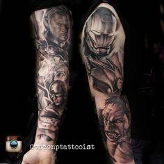 Gordon Patterson Honest Ink Musselburgh #inked #tattoo