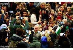 ACOGER EN EL CORAZÓN LA MARAVILLA DE LA NAVIDAD. EL PAPA EN LA CATEQUESIS  http://www.news.va/es/news/acoger-en-el-corazon-la-maravilla-de-la-navidad-el