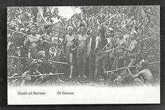 Ot-Danoem-Danum-Dayak-Warriors-Borneo-Indonesia-ca-1906