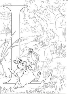 Best Pictures alphabet Coloring Sheets Style It's really no top secret that color textbooks regarding grown-ups tend to be all the rage these k Coloring Letters, Printable Adult Coloring Pages, Alphabet Coloring Pages, Cute Coloring Pages, Cartoon Coloring Pages, Coloring Books, Coloring Worksheets, Letter Worksheets, Fairy Coloring