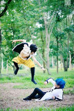 Fairy Tail: Revenge by KaiRaito.deviantart.com on @deviantART