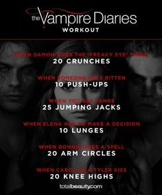 TV-Inspired Workouts: Walking Dead, Game of Thrones, Vampire Diaries Netflix TV Workouts, TV Workout Games