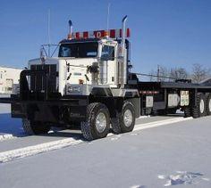 Used 2011 Kenworth Heavy Duty Truck for sale in Nisku, AB, Canada at AmericanTruckTrader.Com - 7616 Used Trucks, Cool Trucks, Big Trucks, Heavy Duty Trucks, Heavy Truck, Big Tractors, Oil Field, All Truck, Kenworth Trucks