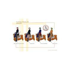Planche d'uniforme en couleur, format A4, JPEG Haute définition, à télécharger sur votre ordinateur.