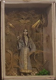 handmade dolls by sergei parajanov @ sergei parajanov museum, yerevan.