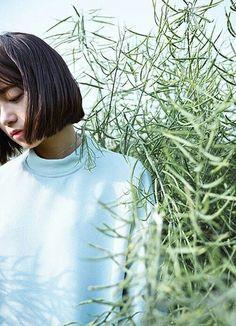 Bamboo girl @jacintachiang