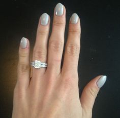 Millie Mackintosh On Her Engagement Manicure And Wedding Day Beauty