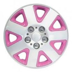 Pink rims :) I want ! Pink rims :) I want ! Pink rims :) I want ! Pink rims :) I want ! Pink rims :) I want ! Pink rims :) I want ! Pink rims :) I want ! Pink rims :) I want ! Lilly Pulitzer, Pink Rims, White Rims, Pink Wheels, Hot Wheels, Car Accessories For Girls, Vehicle Accessories, Kia Accessories, Motorcycle Accessories