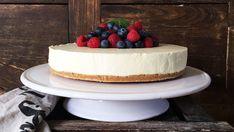 no Pudding Desserts, Frisk, No Bake Cake, Panna Cotta, Cake Recipes, Sweet Tooth, Bakery, Cheesecake, Gluten