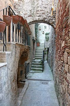 Vicoli di Capalbio
