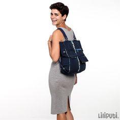 Liliputi® Mama Bag Daisy | Liliputi baby shop Side Bags, Baby Wearing, Baby Shop, Sling Backpack, Diaper Bag, Daisy, Shoulder Bag, Shopping, Collection